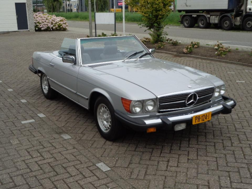 Mercedes sl classiccars aanbod for Mercedes benz germany internship